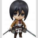 Nendoroid: Attack on Titan -Mikasa Ackerman-