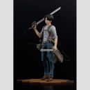 Attack on Titan 1/8 Brave-Act Statue -Levi- Ver. 2B