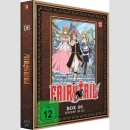 Fairy Tail Blu Ray Box 6