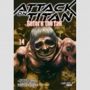 Attack on Titan - Before the Fall Bd. 14