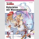 How To Draw Manga [Kolorieren mit Aquarellbuntstiften]