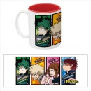 My Hero Academia Tasse -Class 1-A (VS Villain)-
