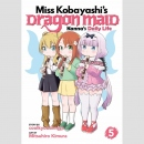 Miss Kobayashis Dragon Maid Kannas Daily Life vol. 5