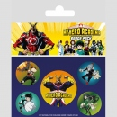 My Hero Academia Buttons Pack 2