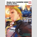 Mobile Suit Gundam Wing - Glory of the Losers vol. 13