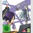 The Devil is a Part-Timer Blu Ray vol. 2