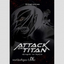 Attack on Titan - Hardcover Deluxe Edition Nr. 4