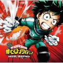 Original Japan Import Soundtrack CD -My Hero Academia- TV...