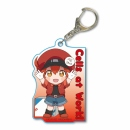 Cells at Work! Banzai Acryl Anhänger -Red Blood Cell-