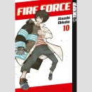 Fire Force Nr. 10