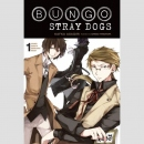 Bungo Stray Dogs [Light Novel] vol. 1