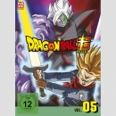 Dragon Ball Super DVD Box 5