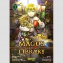 Magus of the Library Nr. 1