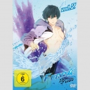 Free! Dive to the Future DVD vol. 2