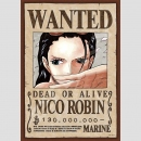 PUZZLE JAPAN IMPORT One Piece Wanted [Nico Robin] (208 Teile)