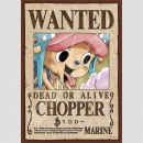 Puzzle One Piece Wanted -Chopper-