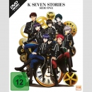 K Seven Stories -Side One- Movie 1-3 DVD Box