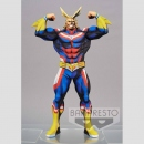 My Hero Academia Grandista PVC Statue All Might Manga Dimensions 28 cm