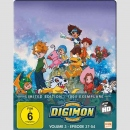 Digimon - Digital Monsters (1. Staffel) Blu Ray vol. 3
