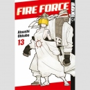 Fire Force Nr. 13