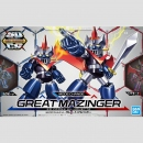 SD Cross Silhouette Model Kit: Great Mazinger (Mode Change)