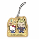 My Hero Academia x Sanrio Characters Eco Strap All Might...