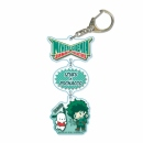 My Hero Academia x Sanrio Characters Triple Key Chain...