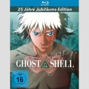 Ghost in the Shell Blu Ray 25 Jahre Jubiläums-Edition