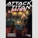 Attack on Titan - Before the Fall Bd. 15