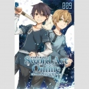 Sword Art Online -Light Novel- Nr. 9 (Alicization beginning)