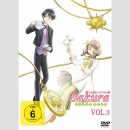 Card Captor Sakura Clear Card DVD vol. 3