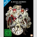 K Seven Stories -Side Two- Movie 4-6 Blu Ray Box