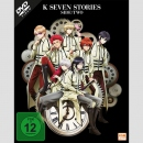 K Seven Stories -Side Two- Movie 4-6 DVD Box
