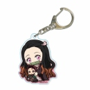 Demon Slayer: Kimetsu no Yaiba Acrylic Keychain -Nezuko...