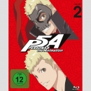 Persona 5 The Animation Blu Ray vol. 2