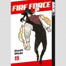 Fire Force Nr. 15