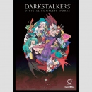 Darkstalkers Official Complete Works Artbook (Hardcover)