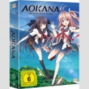 Aokana -Four Rhythm Across the Blue- DVD Gesamtausgabe