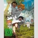 The Promised Neverland Blu Ray vol. 1