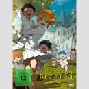 The Promised Neverland DVD vol. 1
