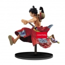 One Piece Battle Record Collection PVC Statue Monkey D....