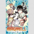 Magmell of the Sea Blue Nr. 4