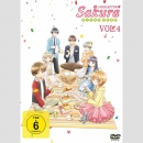 Card Captor Sakura Clear Card DVD vol. 4