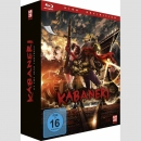 Kabaneri of the Iron Fortress Blu Ray vol. 3 mit...