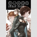 Bungo Stray Dogs -Light Novel- vol. 3