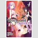 Reincarnated as a Sword -Light Novel- vol. 4