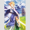 Fate [Return to Avalon] Artbook (Hardcover)