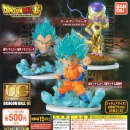 Dragon Ball Super 01 UG Ultimate Grade Gashapon Komplett-Set (3 Figuren)