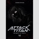 Attack on Titan Bd. 6 [Hardcover Deluxe Edition]