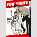 Fire Force Nr. 17